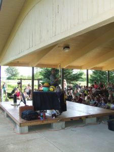 Park Pavilion Performance